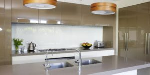 splashbacks in Sandown Village