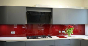 Glass splashbacks Bangholme